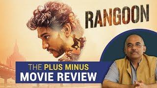 Rangoon | Plus Minus Movie Review | Baradwaj Rangan
