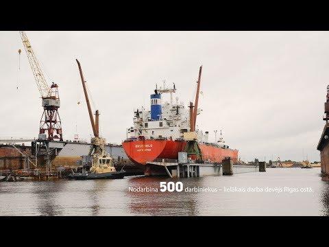 Rīgas kuģu būvētava (Riga Shipyard)