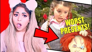Parents Get Their Kids BAD CHRISTMAS PRESENTS!