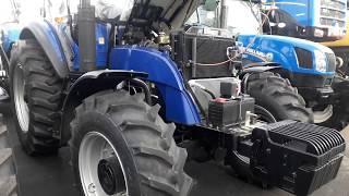 Тяжелая техника с Китая LOVOL 1304. Обзор трактора 2020.