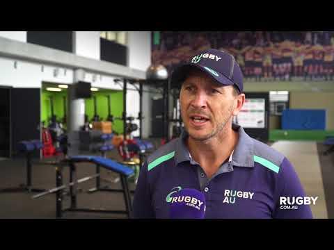 Junior Wallabies trim squad ahead of Oceania campaign