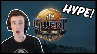 new gwent expansion coming out this month
