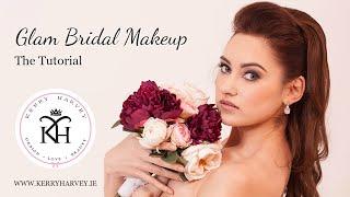 Glam Bridal Makeup Tutorial