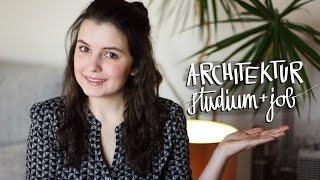 Architektur studieren & der Büroalltag - eure Fragen, meine Antworten | Luisa S L