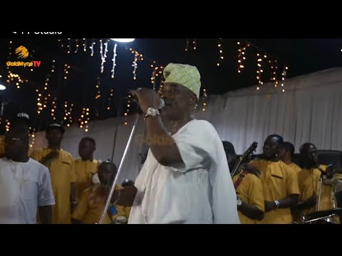 WEDDING CEREMONY OF SHOLA AND KAMAR AS K1 DE ULTIMATE PERFORMS SPECIAL CLASSICS