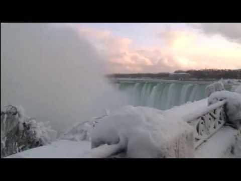 Niagara Falls Frozen 2018