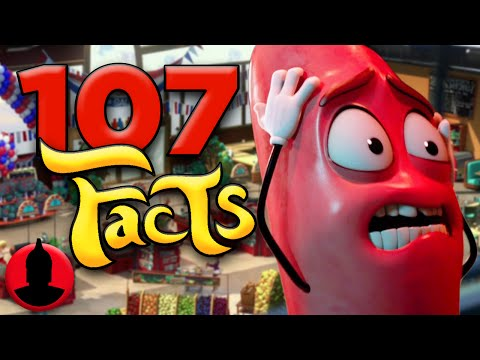 107 Sausage Party Facts - (ToonedUp #174) | ChannelFrederator