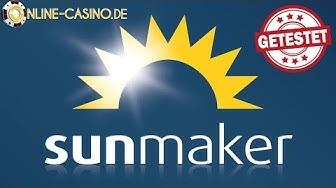 🥇 Sunmaker Casino Test & Erfahrungen 2020 +++ Online-Casino.de