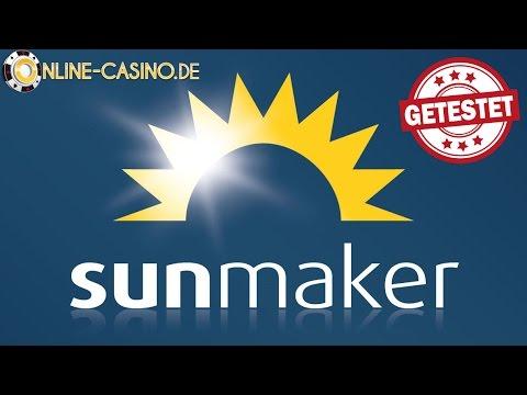 🥇 Sunmaker Casino Test & Erfahrungen 2018 +++ Online-Casino.de