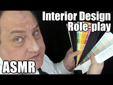 Interior Design Role Play ASMR Request