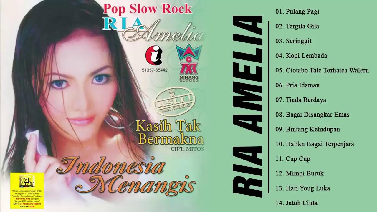 Download Lagu Minang Terbaru Ria Amelia ~ Pulanglah Uda (Full Album)