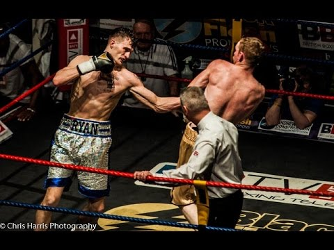 Matthew Ryan vs William Warburton - Black Flash Promotions #BBTVLIVE