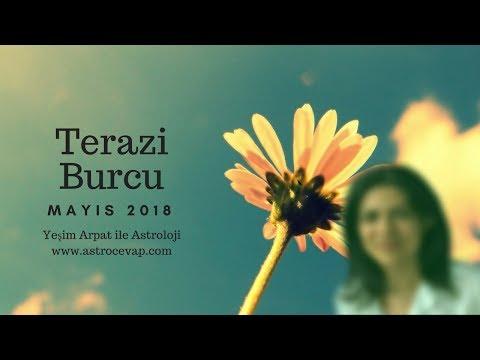 TERAZİ Burcu Mayıs 2018 Astroloji