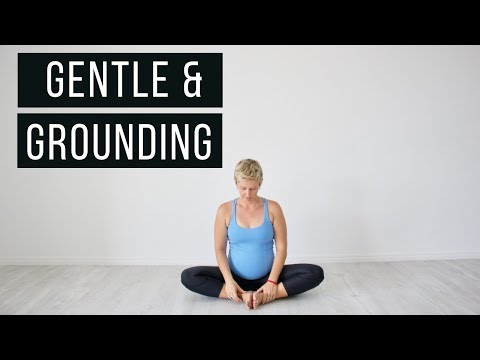 First Trimester Pregnancy Yoga - Gentle Grounding Flow