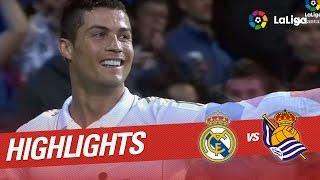 Resumen de Real Madrid vs Real Sociedad (5-1) 2011/2012