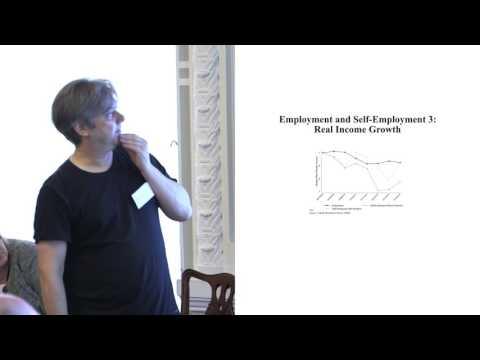Stephen Machin: Labour economics
