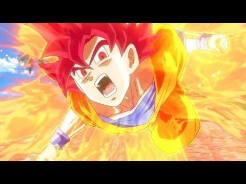 Dragon ball z la battaglia degli dei trailer ita youtube for Fondo de pantalla 4k dragon ball