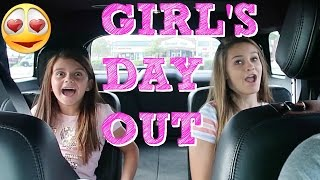 GIRL'S DAY OUT | SPA DAY | Emma & Ellie
