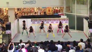 2016/4/23 ららぽーとTOKYO BAYで行われた原駅ステージAのミニライブの...