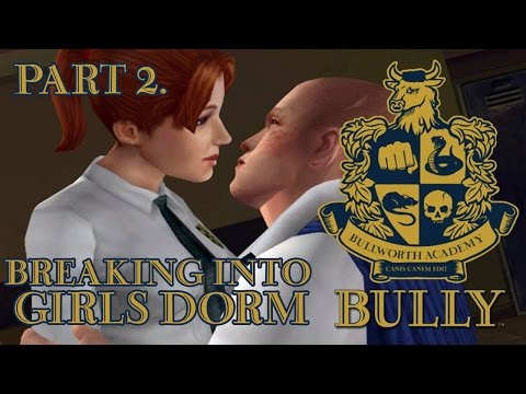 BREAKING INTO THE GIRLS' DORM | BULLY IOS...