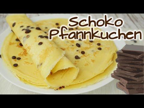 Schoko Pfannkuchen | gelingsicher, schnell & lecker