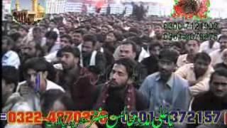Zakir Syed Mushtaq Shah-Mahdi aa