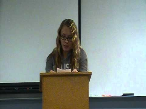 Commemorative Speech For Taylor Paige Guntle - Youtube