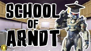 Halo 5 Teacher - School of ARNDT...