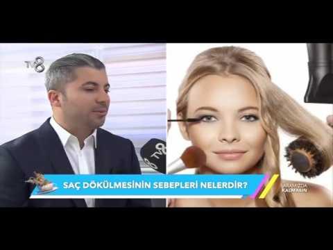 3D SAÇ SİMÜLASYONU TV8