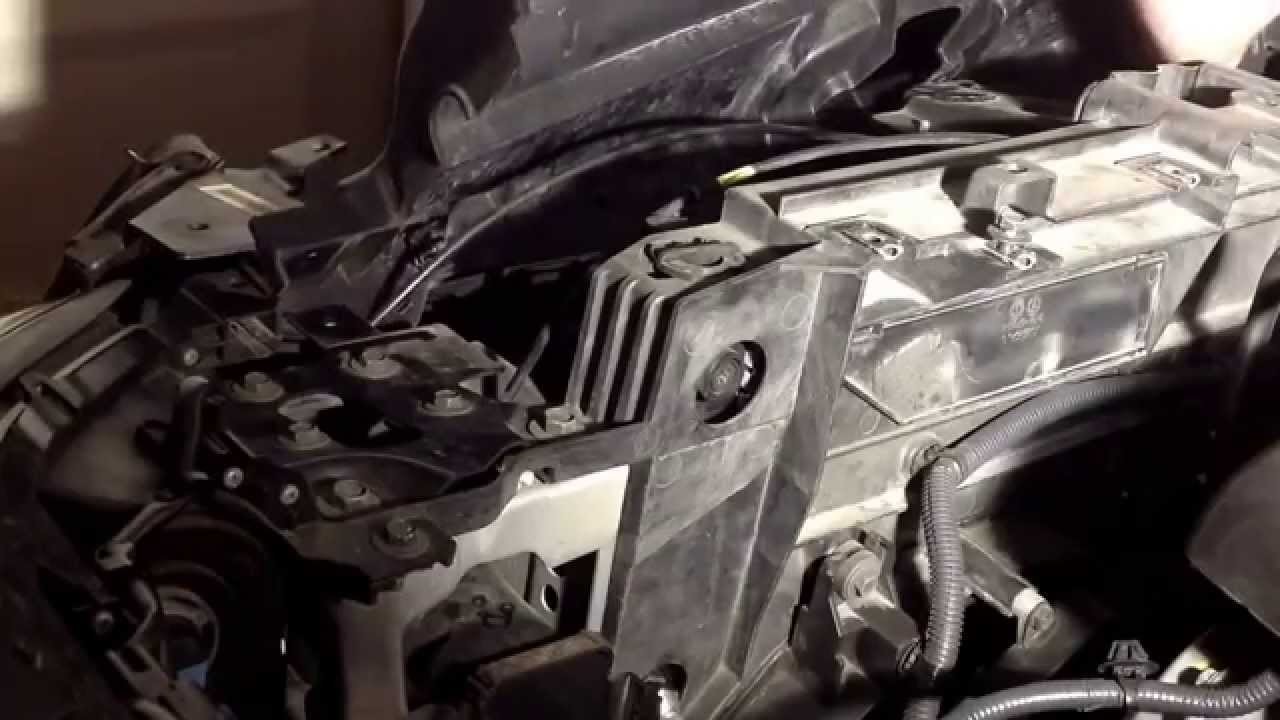 How To Change Radiator On 2008 2012 Infiniti Ex35 Youtube