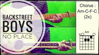 Baixar (EASY CHORD)Backstreet Boys - No Place(COVER GUITAR)