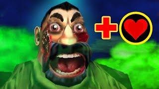 Лечебный газ в Warcraft 3
