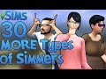 The Sims: 30 MORE Types of The Sims Players!