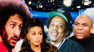 JAY Z CONFRONTED BY CHARLAMAGNE~JAY Z CALLED OUT BY KAEPERNIK'S GF FOR LYING
