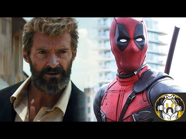 Logan Movie Poster Deadpool