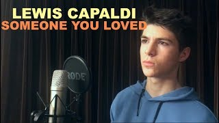 Lewis Capaldi - Someone You Loved | (James Bakian cover) Video