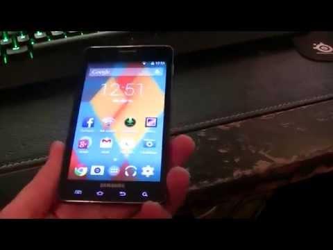 Updates & Samsung Infuse 4G