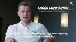 Mehiläinen Neo Sports Hospital - Orthopaedic Surgeons Sakari Orava and Lasse Lempainen