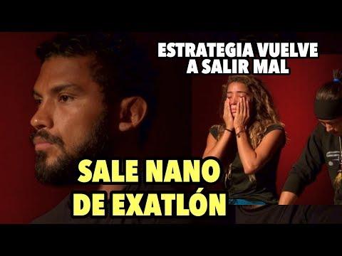 SE CUMPLE LA SALIDA DE NANO   EXATLON MÉXICO