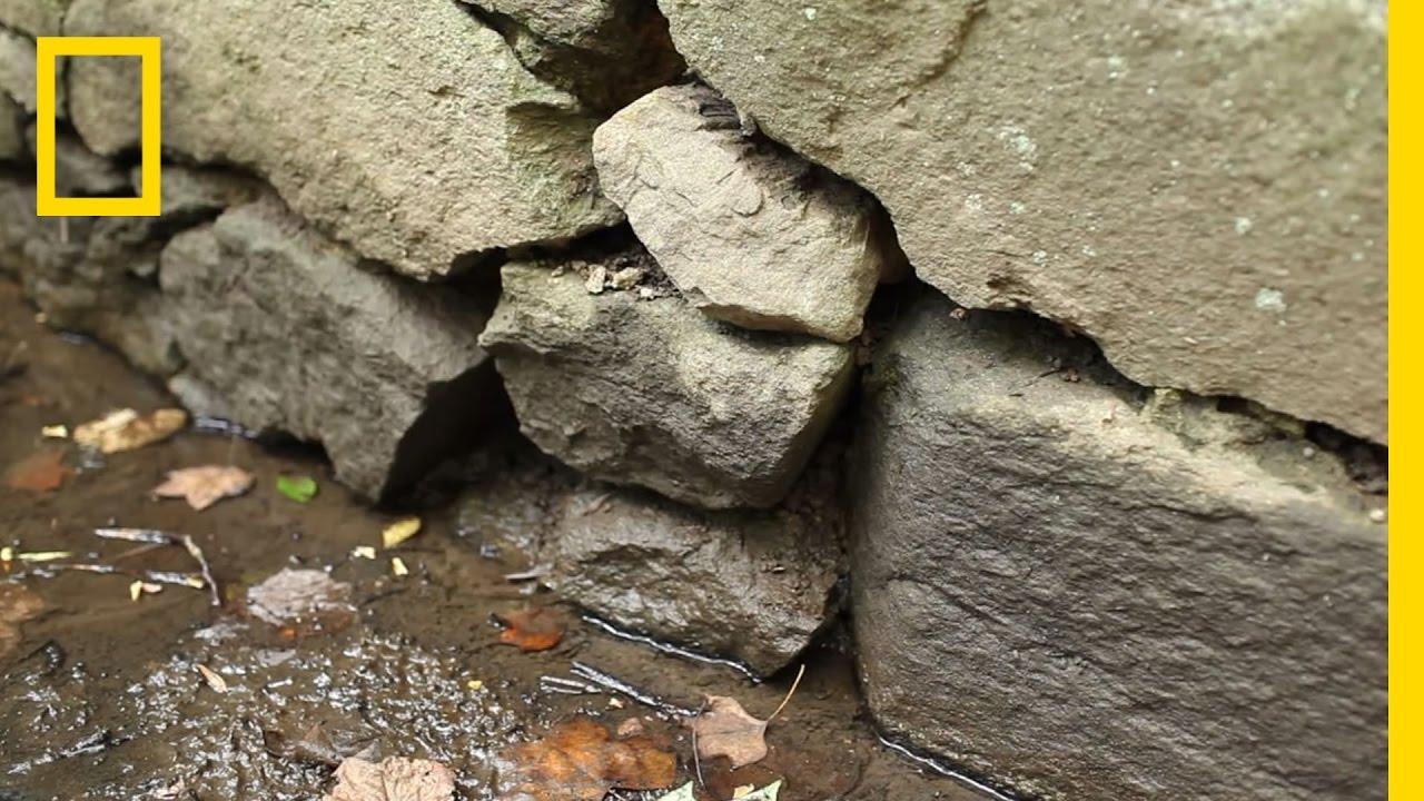 Buried Stream