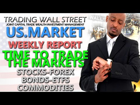 """Time to trade the Markets """"week ahead & perspectives"""" from sept 25th to spet 29th 2017."""