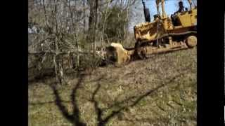 Track Loader Clearing