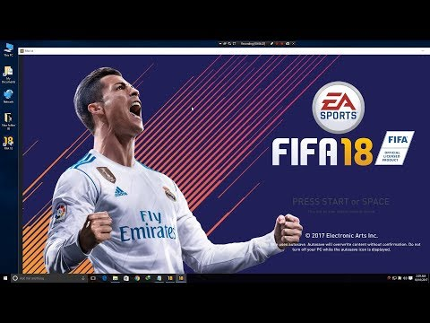 How To Install And Play FIFA 18 In FullScreen