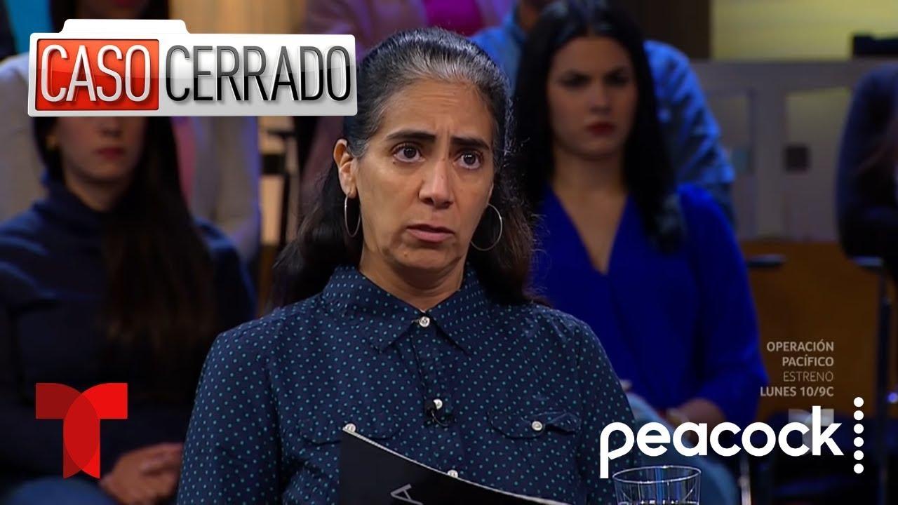 Religious fanatics only have sex to procreate ⛪🌭😱   Caso Cerrado   Telemundo