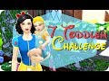 7 Toddler Challenge || The Sims 4 || EP 6 - MAGIC FORREST PLAY DATE
