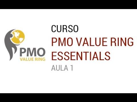 PMO VALUE RING Essentials - Aula 1