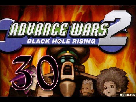"Part 30: Let's Play Advance Wars 2, Hard Campaign - ""Volcano Battle"""