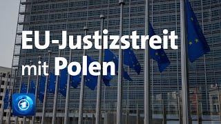 EU-Gipfel von Justizstreit mit Polen beschattet