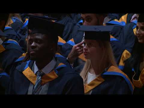 Cambridge graduation ceremony (6pm), 16 October 2017