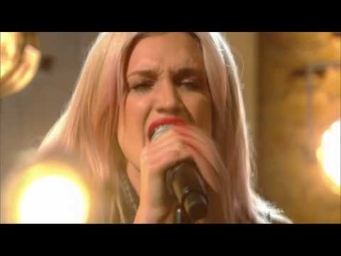Ashley Roberts 'Clockwork' Live.
